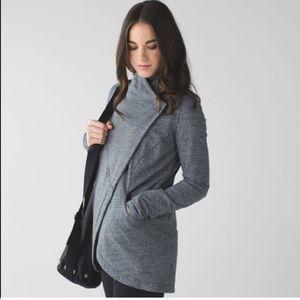 Lululemon that's a wrap jacket